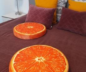 Hamina Orange Apartment Loft