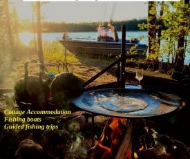 Fishing Cottage Jokiniemi