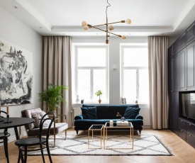 Elegant Modern Studio in the Centre of Helsinki