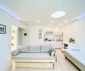 Premium Scandic Designer Apartment. Self Check-in. WiFi.