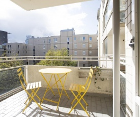 2ndhomes 1BR apartment with Sauna & Balcony in Kamppi