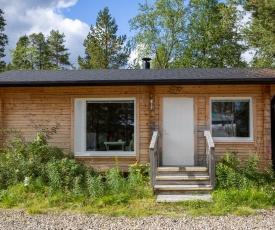 Mökki - The White Blue Wilderness Lodge