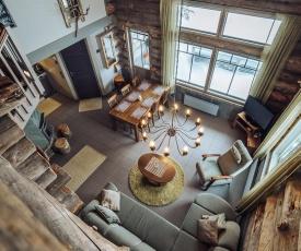 Sielikkö Aurora Log Apartments