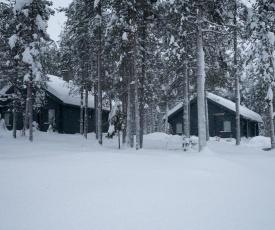 Kuermajat Cottages in Ylläs, Äkäslompolo