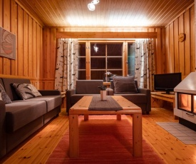 Pyhän Asteli Log Cottages