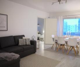 Arctic City Apartment