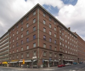 Business style apartment in Helsinki city center