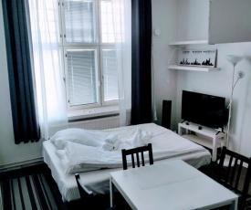 Helsinki city centre classic studio+loft