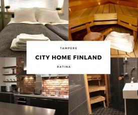 City Home Finland Ratina, Sauna