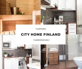 City Home Finland Tammerkoski, Sauna, 51m²