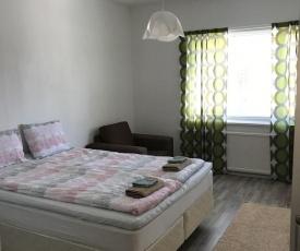 Apartment Huvilakatu