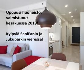 Apartment Hilmantori Kalajoki