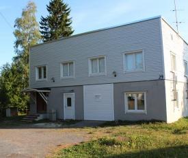 Im Herzen der Altstadt von Kalajoki