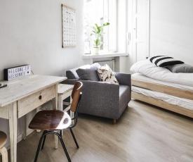 Small Studio Apartment nearby city centre