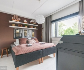Air-Conditioned Apartment With Sauna