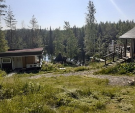 Heart Lake wilderness hideaway - private lake