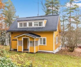 Holiday Home Sarvsjö