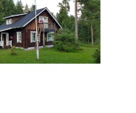 House for vacation Paiksalo